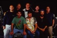 The Other Ones official press photo:  Me, Mickey Hart, John Molo, Mark Karan, Bruce Hornsby, Steve Kimmock, Phil Lesh & Bob Weir.