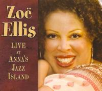 "I am so proud of this CD. My singin' sister's debut recording ""Live At Anna's Jazz Island"" on our own record label Zadell Music."